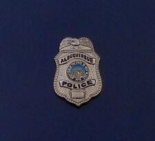 Albuquerque NM New Mexico Police Mini Badge Lapel Pin