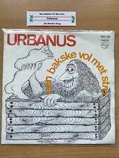 "7"" vinyl - Urbanus - Een Bakske Vol Met Stro (XMAS)"