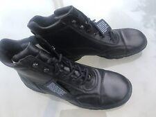 Gabor Übergrößen Schuhe Damen Stiefelette Gr. 43 Neu Schwarz Echt Leder  Warmfutt 156bd190dd