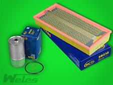 FS092 INSPEKTIONSPAKET Luftfilter Ölfilter MERCEDES W124 250 D 190 W201 W460