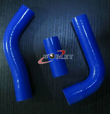 blue Silicone Radiator Hose For Toyota Hilux LN106 LN107 LN111 LN130