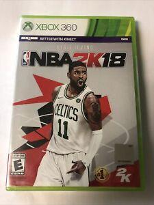 NBA 2K18 Early Tip-Off Weekend (Microsoft Xbox 360, 2017)