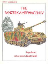 OSPREY VANGUARD 18 PANZERKAMPFWAGEN IV GERMAN TANK BERGE FLAKPANZER NASHORN WESP