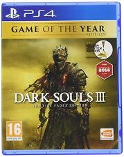 DARK SOULS III 3 THE FIRE FADES  GAME OF THE YEAR EDITION  GOTY  NUOVO PS4