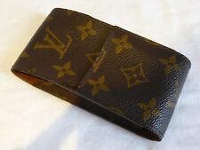 Louis Vuitton leather cigarette case
