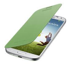 Original Samsung Flip Cover SchutzHülle Case Tasche Etui Gelb/Grün für Galaxy S4