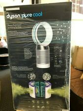 Dyson DP01 Pure Cool Air Purifier & Desk Fan - White/Silver (New In Box)