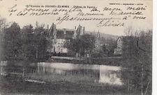 COUCHES-LES-MINES 15 environs château de digoine photo coqueugnot écrite