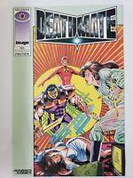 DEATHMATE ADVANCE COMICS PREVIEW SPECIAL 1994 IMAGE / VALIANT COMICS PROPHET!