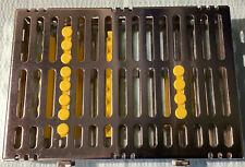Dental Cassette Hu Friedy 8 Instruments