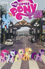 MY LITTLE PONY FRIENDSHIP IS MAGIC #9 SDCC EXCLUSIVE 2013 NM BEATLES