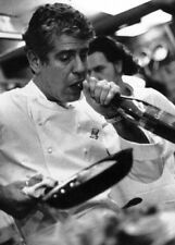ANTHONY BOURDAIN * Chef  * QUALITY CANVAS PRINT