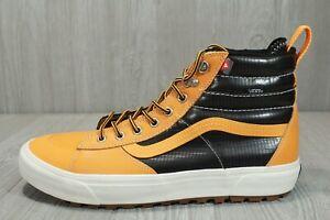 62 New Vans Mens SK8-HI MTE 2.0 DX Apricot Primaloft Shoes Size 11.5, 12, 13