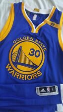 Stephen Curry 2016-17 NBA Finals Golden State Warriors Road Authentic NBA Jersey