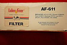 Luber-finer #AF-611 AIR FILTER (NIB) (#S6666)