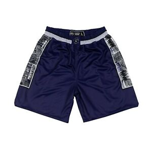 SOLD OUT! Vintage Retro 19Nine 1995-1996 Georgetown Hoyas Shorts Iverson Size Lg