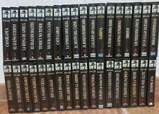 Colección completa de las películas de Humphrey Bogart en formato VHS (36)
