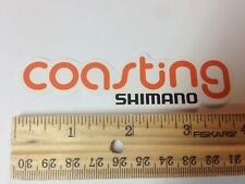 SHIMANO Coasting MTB Race ~~ Frame Bike  STICKER DECAL
