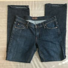 6eade2fe39e Women s James Cured Dry Aged Denim Bootcut Jeans Size 29
