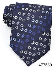 100% Silk New Jacquard Woven Handmade Tie Men's Suits Ties Necktie – Blue Pink