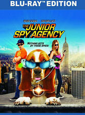 JUNIOR SPY AGENCY (Kevin Sorbo) - BLU RAY - Region Free - Sealed