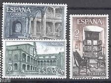 Spain Edifil # 1686/1688 ** MNH Set. Monasterio de Yuste / religion