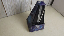Very Cool Metronome Willner Germany Awesome Color See Photos