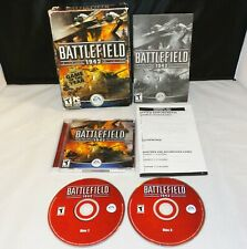 Battlefield 1942 - Box PC Game - COMPLETE