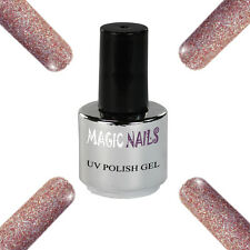 UV Polish Soak Off Gel Nail Art Nagellack Farbe # Pumpkin