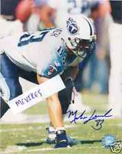 Mike Leach Tennessee Titans Autographed Signed 8x10 Photo #1 COA William & Mary