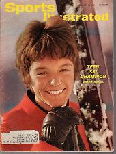 1963 Sports Illustrated February 11-PGA Seniors;Cathy Nagel;Ed Jucker Cincinnati