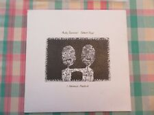 Andy Summers + Robert Fripp-I Advance Masked LP Vinyl 1982