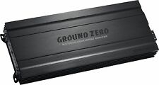 Ground ZERO Bass MONO Amplificatore Ground Zero GZPA 1.4k Hck SUBWOOFER AMPLIFICATORE