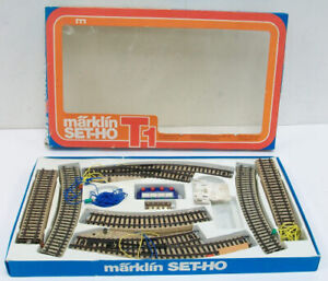 Marklin 5192 HO M Track and Switch Set LN/Box