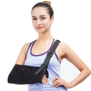 DELUXEArm Sling with Thumb Support Dislocated Shoulder Broken Arm Immobilizer