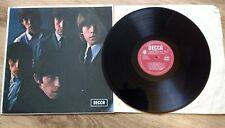 Rolling Stones no 2 vinyl lp lk4661 mono 1st pressing blind man text super rare