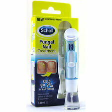 Scholl Fungal Nail Treatment 3,8ml Kill Fungus 99.9% , VERY EFFECTIVE