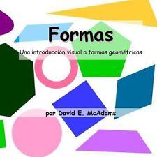 Libros de Matemáticas para Niños: Formas : Una Introducción Visual a Formas...