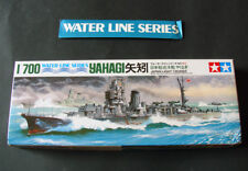 Vintage TAMIYA 77063 KIT 1/700 JAHAGI JAPAN LIGHT CRUISER , NEW NUE