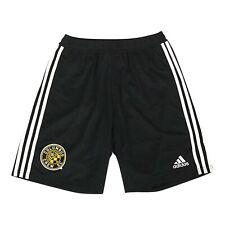 Columbus Crew SC MLS Adidas Men's Black Team Crest Training Shorts