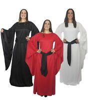 Ladies Headmistress Black Full Set Head-Mistress Teacher Fancy Dress Costume
