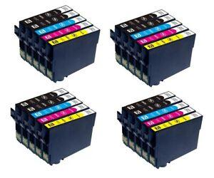 20x DRUCKER PATRONE für Epson XP-235 245 247 330 332 335 342 345 432 435 442 445