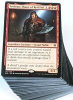 ***Custom Commander Deck*** Torbran - Group Slug & Burn - EDH MTG Magic Cards
