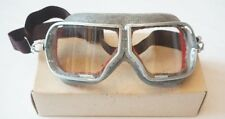 Soviet Russian Genuine Red Army aviation pilot goggles glasses WW2 model,1970s