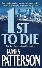 1st to Die (Womens Murder Club 1), Patterson, James, 0747266905, Good Book
