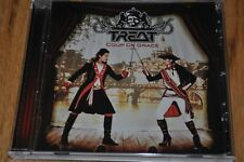 TREAT Coup De Grace CD 2010 FRONTIERS RARE aor W.E.T. h.e.a.t. ALIEN MELODIC