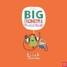Big Monster Snoreybook by Hodgkinson, Leigh | Paperback Book | 9780857633316 | N