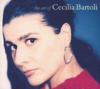 Cecilia Bartoli - The Art of Cecilia Bartoli [CD]