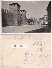 # VERONA: BOZZA FOTOGRAFICA n. 19781 - CASTELLO SCALIGERO