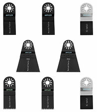 8 Antler Blades Combo A for Fein Multimaster Bosch Makita Oscillating Multitool